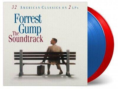 FORREST GUMP - Soundtrack. Ltd 25th Anni 180G 2LP COLORED VINYL Foil #'d New!