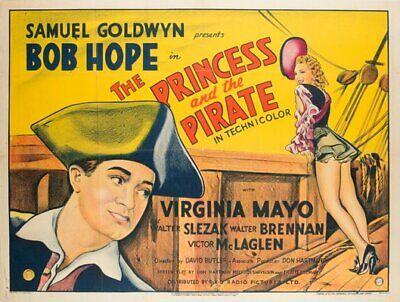 the princess and the pirate 1944 bob hope dvd