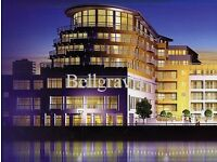 Stunning 2 Bedroom 2 Bathroom Riverside Apartment in Oyster Wharf Battersea