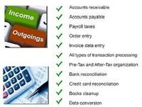 Accurate bookkeeping services