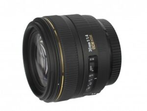 Sigma 30mm 1.4 for Canon