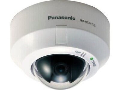 Panasonic Bb-hcm705a Poe Indoor Dome Megapixel Network Camera