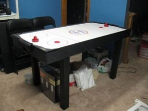 COOPER TOP ACTION AIR HOCKEY TABLE FOR KIDS USED