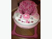 Graco baby walker in excellent condition
