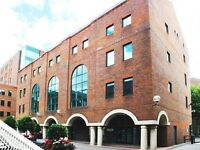 2-85 People Private Office Space in the Docklands, E14 | Modern Space, Serviced