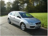 FORD FOCUS 1.8TDCI 2006 SPORT *VERY LOW MILEAGE* MOT TILL DEC 2018