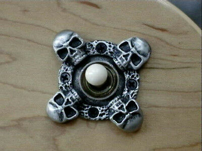 SKULL TOGGLE SWITCH COVER fits EPIPHONE SG g400 guitar special custom made ring