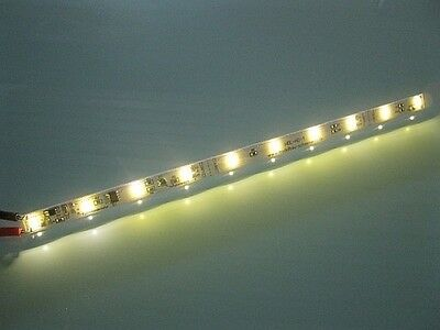 S042 LED Waggon Innenbeleuchtung 230mm sunny 10 LEDs warmweiß Waggonbeleuchtung