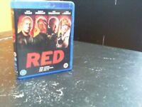 RED BLU RAY