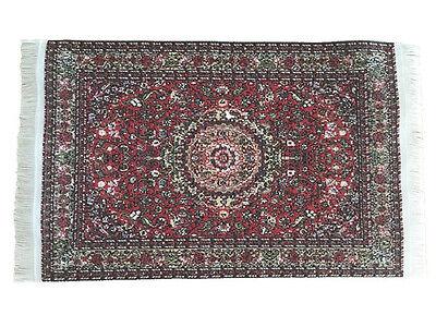 Miniature Dollhouse Carpet Rug Floor Mat 16CM*10CM #OR307