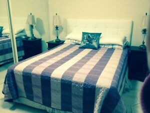 Fully furnished double room gym/bbq/pool - center of East Perth East Perth Perth City Area Preview