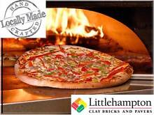 PIZZA OVEN BRICKS for woodfired ovens, furnaces and fireplaces Adelaide CBD Adelaide City Preview