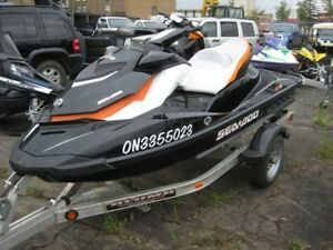 Seadoo GTR 215 and GTI SE 155 for sale