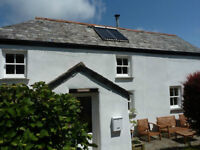 Crackington Haven Holiday Cottage with Woodburner - February Half Term