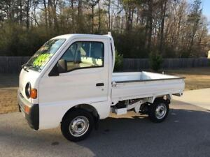 Looking for Suzuki Carry mini truck