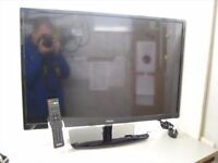 Polaroid 32 Inch HD LED TV with Built in Freeview + 2 HDMI Ports + USB Port - NO STAND
