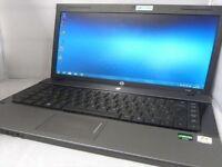 HP Delphi D40 Windows 7 Laptop AMD II Dual-Core Processor 4 GB RAM
