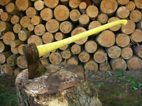 Looking for 2 cords of hardwood firewood cut (not split)