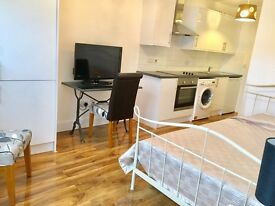 Studio flat in The Woodlands, Southgate