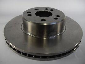 BOSCH 0986478527 Front Brake disc for Mercedes w140