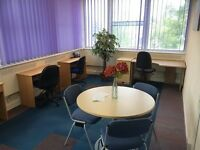 BS24 Co-Working Space 1 -25 Desks - Weston-Super-Mare Shared Office Workspace