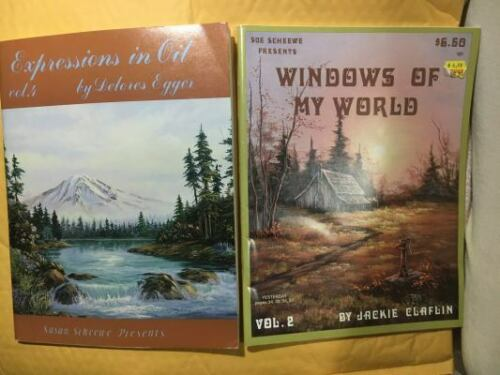 Susan Sheewe Presents: EXPRESSIONS IN OIL and WINDOWS OF MY WORLD  nice!!!