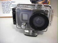 Hitachi HDSV101U Action Camera -New unwanted present Not GoPro