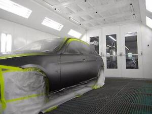 Spray Painting Panel Beating Crash Repair Car Detailing Walkerville Area Preview