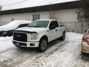 2017 Ford F-150 xl supercab Camionnette