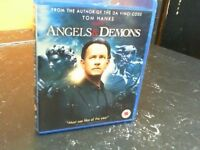 ANGELS AND DEMONS BLU RAY