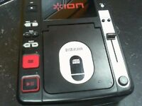 ION iTC03 DJ CD PLAYER