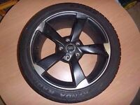 Audi 18'' Rotor Aloy Wheel Used Can Post