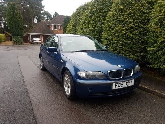 BMW 318i SE 4 Door Saloon. Really genuine