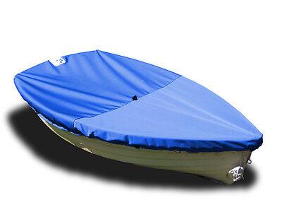 Walker Bay 8 Sailboat - Boat Deck Cover - Blue Poly