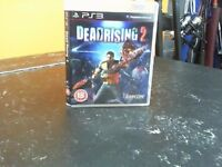 DEAD RISING 2 PS3 GAME