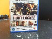 THE HURT LOCKER BLU RAY