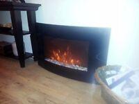 Range EF431SL Fireplace Electric