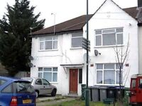 LARGE, FULLY-FURNISHED 1 BEDROOM FLAT IN WEMBLEY, 2 MINS FROM UNDERGROUND STATION