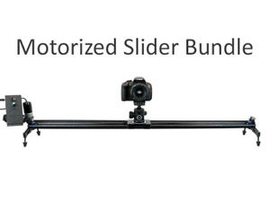 REVOLVE MOTORIZED CAMERA SLIDER