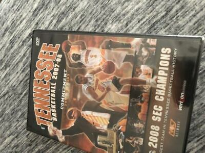 2007-2008 Tennessee Basketball Vol Network Season (AMAZING DVD IN PERFECT CONDIT