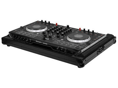 BLACK LABEL NUMARK NS6 II DJ CONTROLLER CASE for sale  Shipping to South Africa