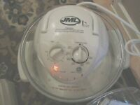 JML Halgen oven PLUS Extension Ring Plus Extras