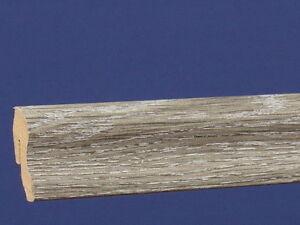 sockelleisten grau wand boden ebay. Black Bedroom Furniture Sets. Home Design Ideas