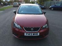 SEAT IBIZA 1.2L 3 DOOR HATCHBACK *30,000 MILEAGE *FSH *1 PREVIOUS OWNER!! £5395.00 OR NEAREST OFFER
