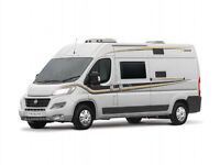 BRAND NEW VAN CONVERSION MOTORHOME WITH FIXED BED - REDUCED