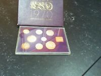 COINAGE OF GREAT BRITAIN 1970