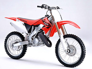 Looking for a Honda CR 125 2002 and Newer