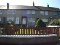 IMMEDIATE ENTRY AVAILABLE**HOUSE TO LET* *2 Bedroom House unfurnished in Blairhill Coatbridge
