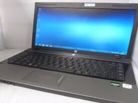 HP Delphi D40 Windows 7 Laptop AMD II Dual-Core Processor 4 GB RAM 500GB HDD