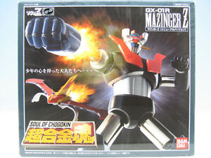 [FROM JAPAN]Soul of Chogokin GX-01R Mazinger Z Renewal Version Bandai